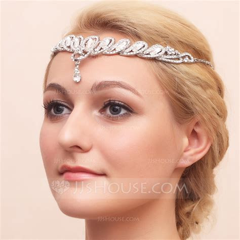 Elegant Rhinestone Forehead Jewelry (042074592