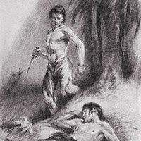 J. Allen St. John, Tarzan and the jewels of Opar