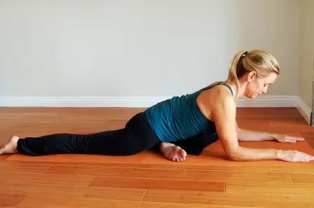 best yoga pose for hip flexors