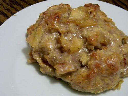 Cinnamon Glazed Apple Fritters