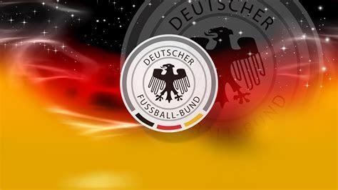 DFB Schwarz Rot Gold Hintergrundbild   1920x1080 HD