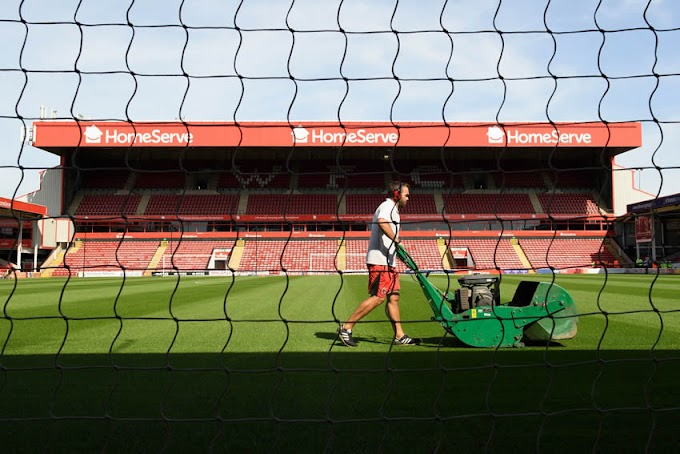 Walsall Reveal Improved Playing Surface as Season Suspension Continues