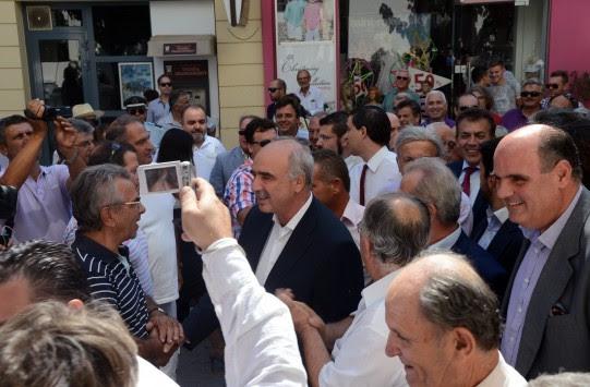 Εκλογές 2015 - ΝΔ: Ο κ. Τσίπρας παράγει περισσότερα ψέματα από όσα μπορούν να καταναλώσουν αυτοί που τον ακούνε