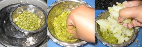 mixed veg parataha2