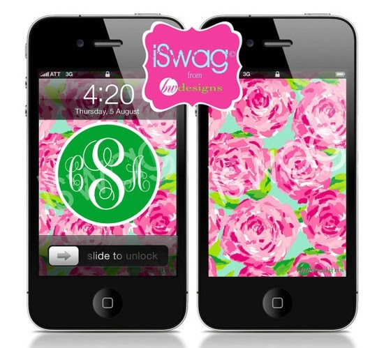 phone wallpaper ideas personalized monogram iphone wallpaper