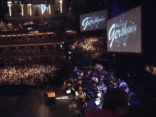 Gershwin at Royal Albert Hall