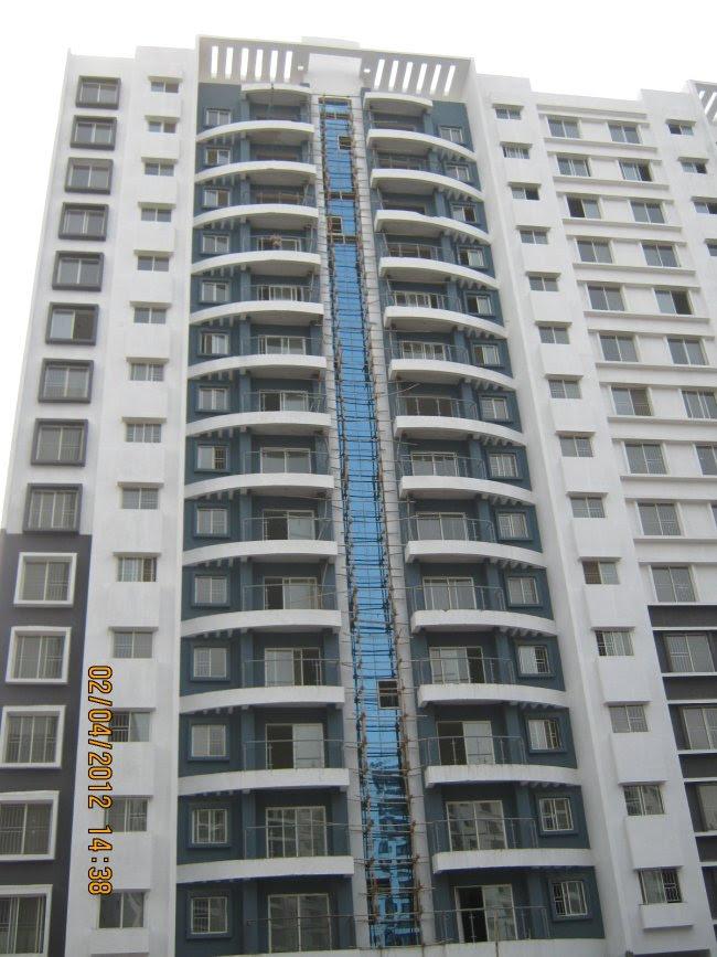 Sparklet - Megapolis Smart Homes 1, Hinjewadi Phase 3, Pune 411057 -  A 4 Building