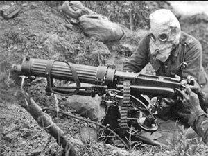 Primul Război Mondial (Imagine: Wikipedia)