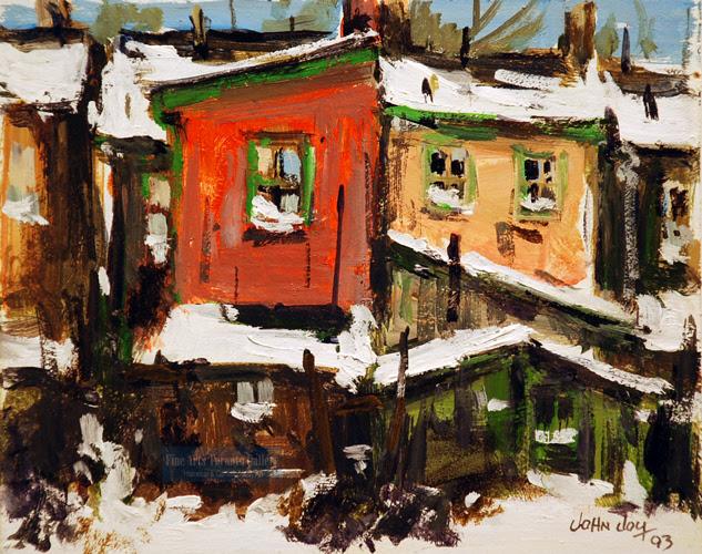 John Joy - Dufferin Street (1993)