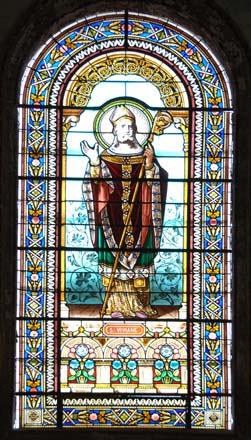 Saint Vivien de Saintes († 460)