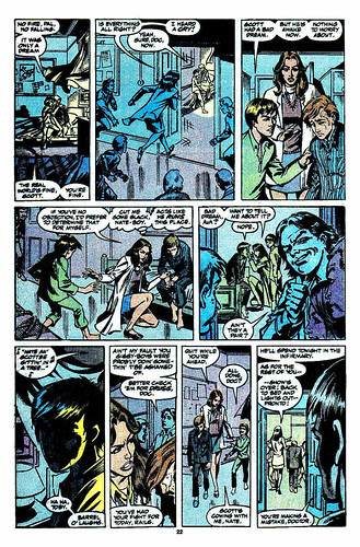 Classic X-Men 41 - Aftermath