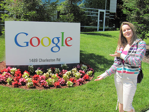 Foto Ila Fox, Google, Mountain View, California, EUA, 2010