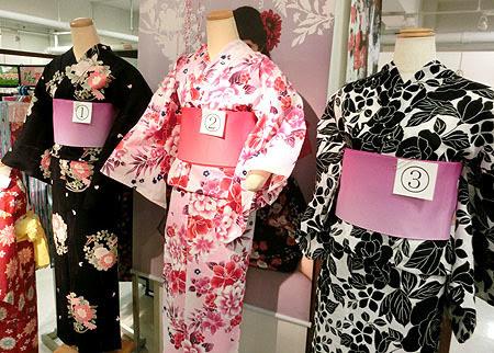 ゆかた,ランキング,浴衣,三重県,津,松菱,百貨店