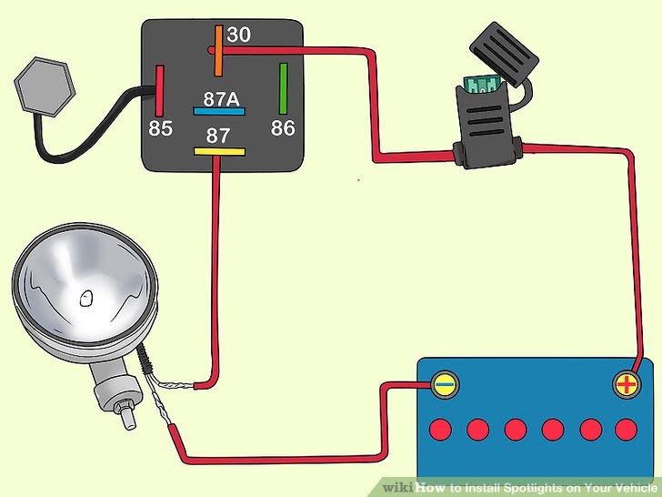 17 Best Negative Switched Spotlight Wiring Diagram