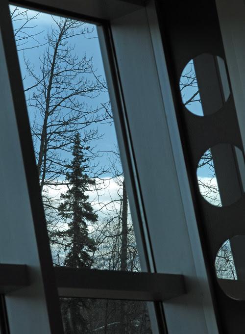 Consortium Library, University of Alaska-Anchorage, Anchorage, Alaska