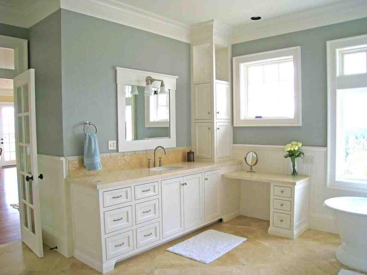Bathroom Cabinet Paint Colors - Home Furniture Design