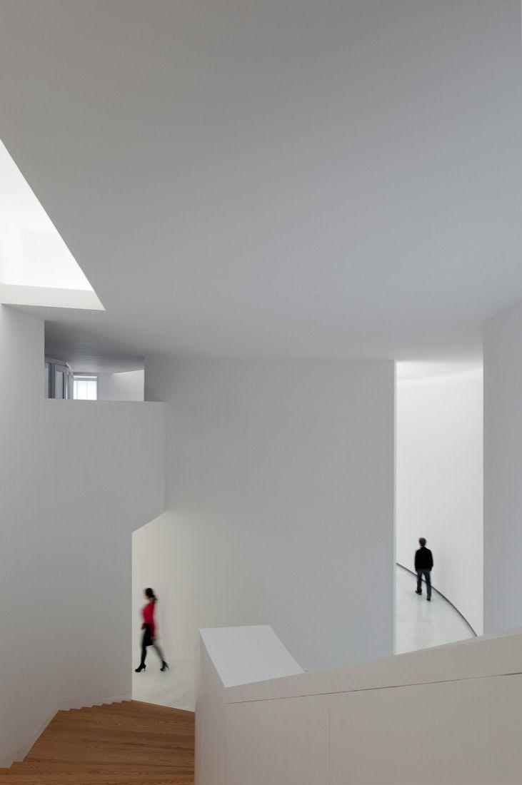 Nội thất bảo tàng Mimesis