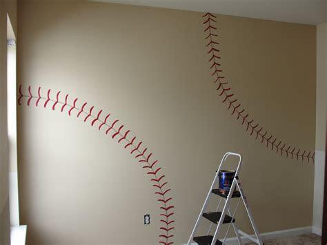 diy house inspiration  vintage baseball