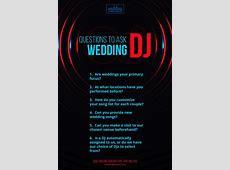 Wedding DJ   Tips On Choosing   Top Dj's In 2019   Wedding Forward