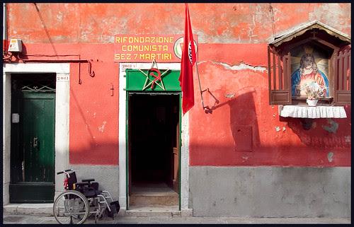 communistische partij venetië by hans van egdom