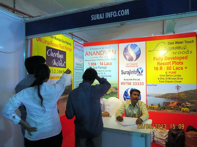 SurajInfo - Visit Sakal Agrowon Green Home Expo, 25th and 26th May, 2013