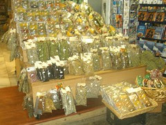 hania herb shop agora chania