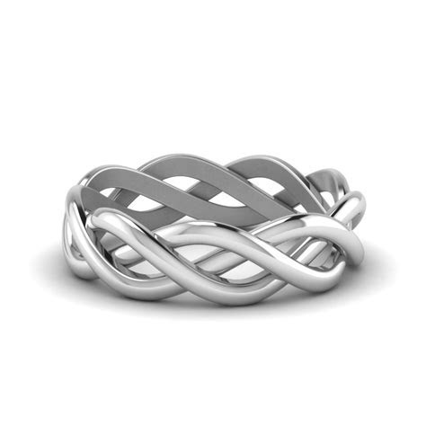Gallery mens braided wedding bands   Matvuk.Com