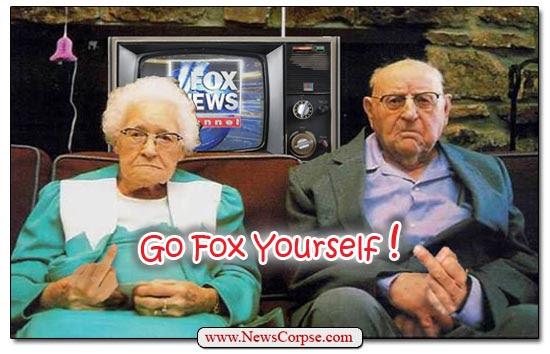 Go Fox Yourself