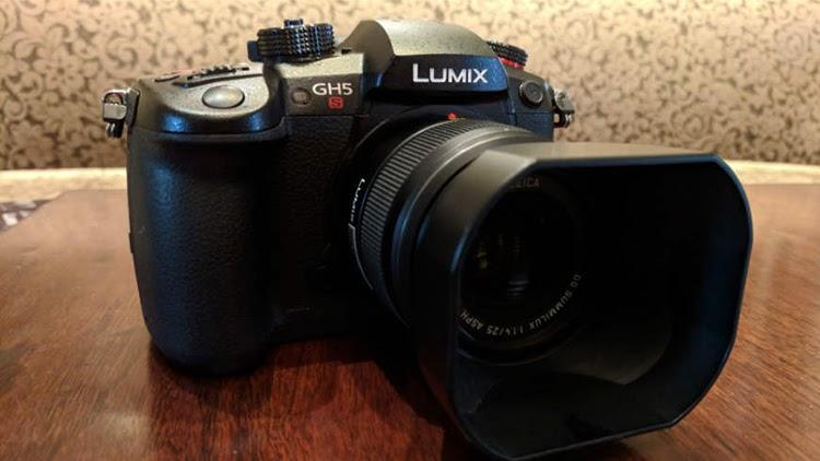 Panasonic Lumix DC-GH5S Review