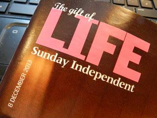 Sunday Independent gifts magazine
