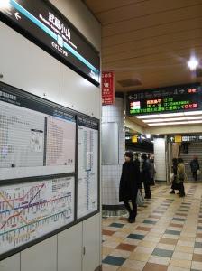 久しぶりの武蔵小山駅