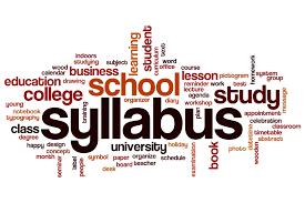 6,7,8 WEEKLY SYLLABUS -2019-2020