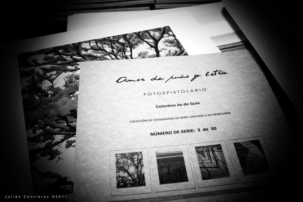 PRESENTACIÓN | AMOR DE PUÑO Y LETRA8