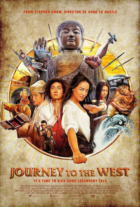 Journey to the West (2013) 480p 720p 1080p BluRay Dual Audio (Hindi+Chinese) Full Movie