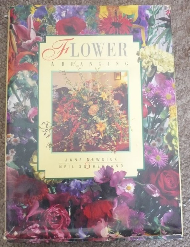 Flower Arranging by Jane Newdick & Neil Sutherland