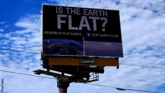 Flat Earth Billboard Campaign Starts Spreading Throughout United States