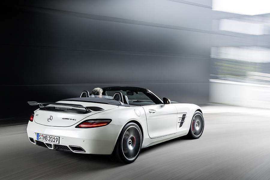 2015 Mercedes-Benz SLS AMG Reviews, Specs and Prices ...
