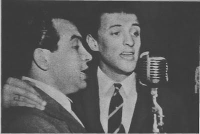 Julio Sosa y Alberto Podesta
