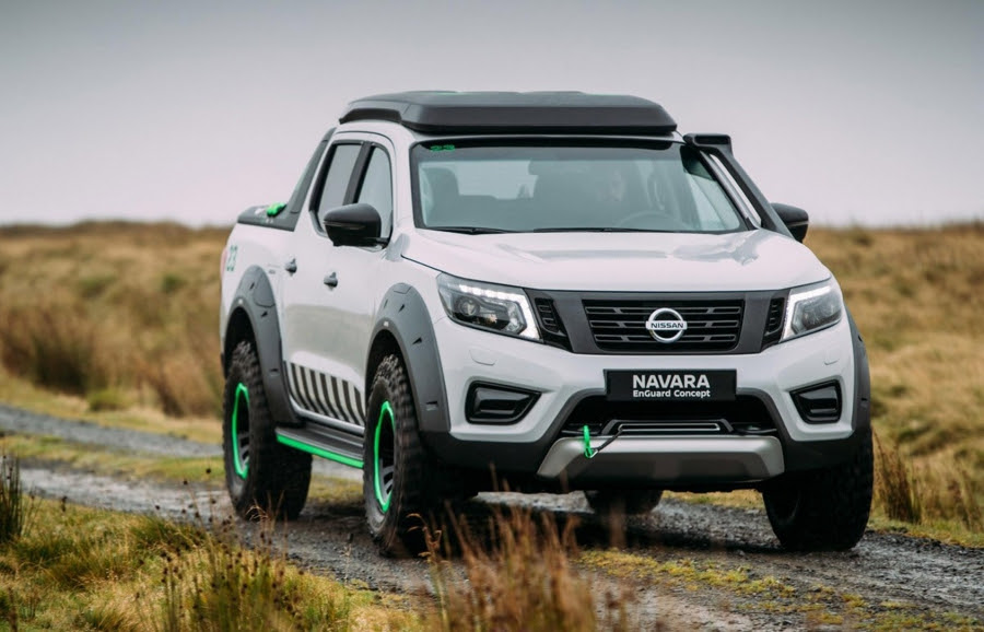 2020 nissan frontier redesign usa spy shots  2018