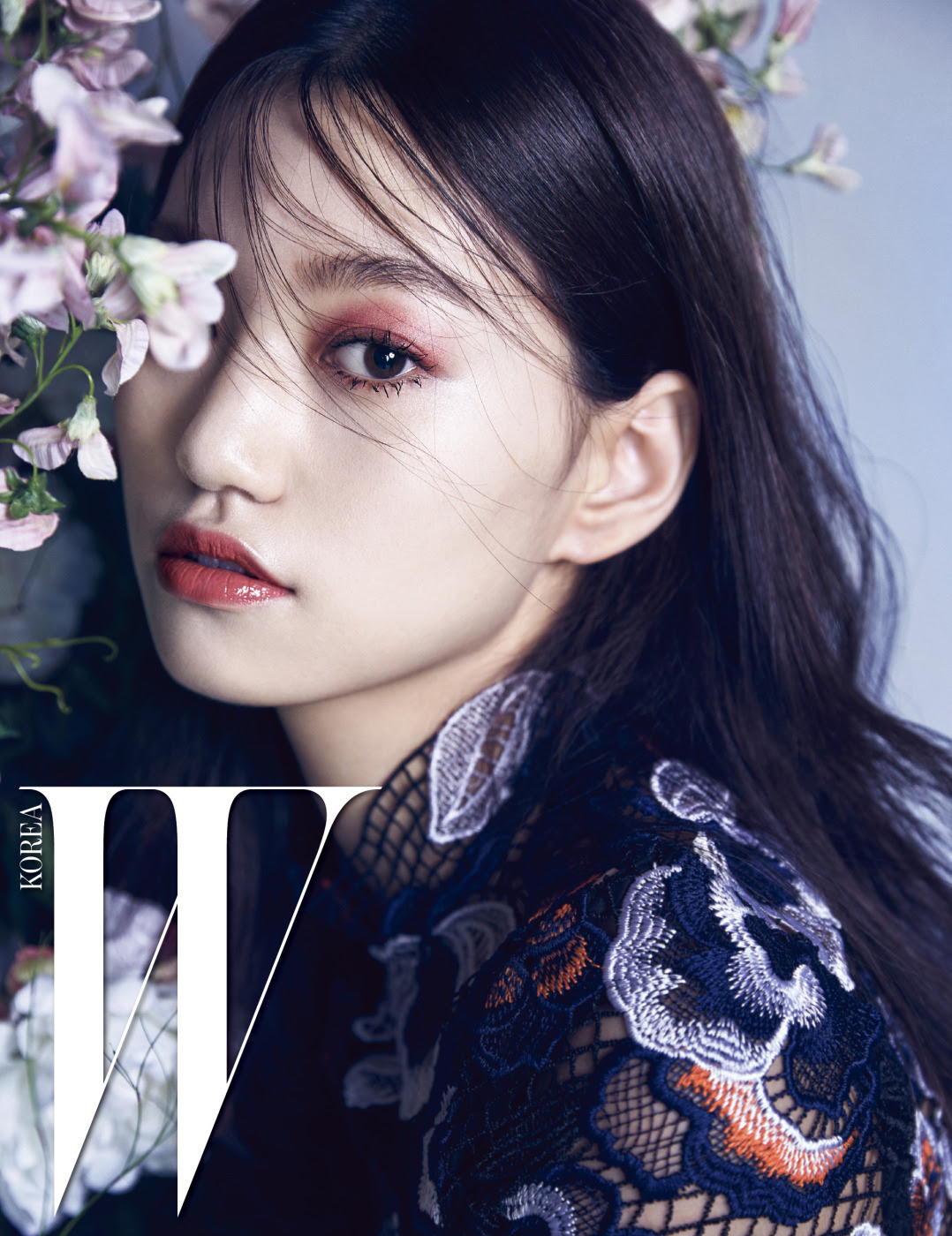 Kim Doyeon - W Magazine October Issue '16