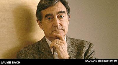 Jaume Bach para SCALAE