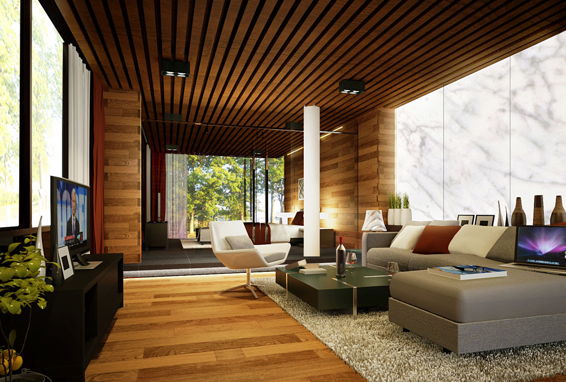 Architectural Home Design by L-design | Category: Private Houses