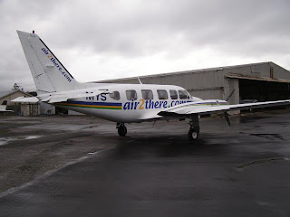 Air2There Piper PA-31-350