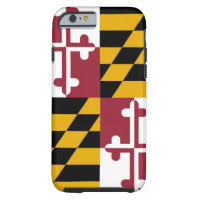 Maryland Tough iPhone 6 Case