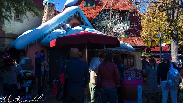 Disneyland Resort, Disneyland, Fantasyland, Frozen, Meet, Greet, Olaf, Closed