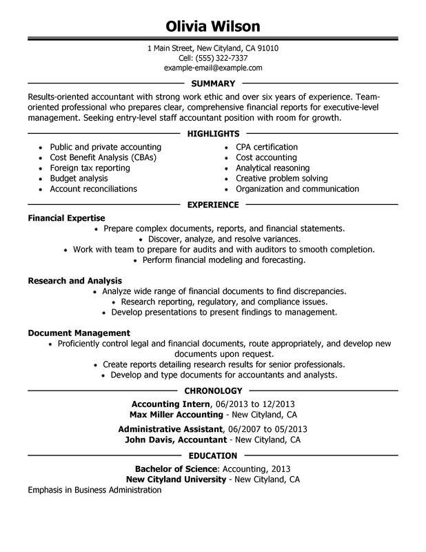 Contoh Resume Job Description Mathieu Comp Sci