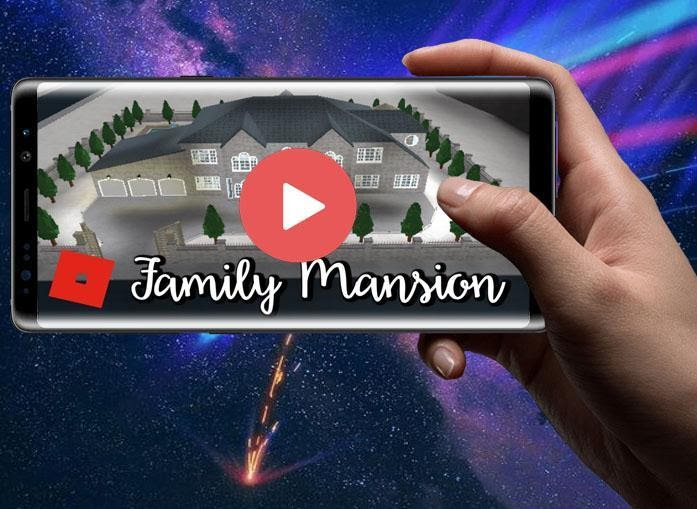 Welcome To Bloxburg Roblox Ocean Mansion Roblox Free Robux Code