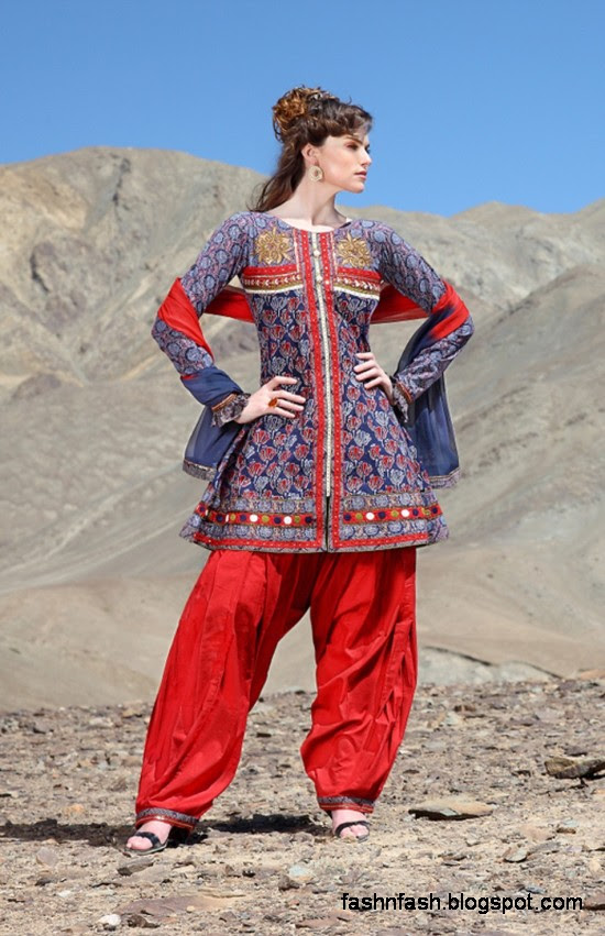 Indian-Pakistani-Casual-Shalwar-Kameez-Design-Churidar-Salwar-Kamiz-New-Trend-Fashion-Dress-9