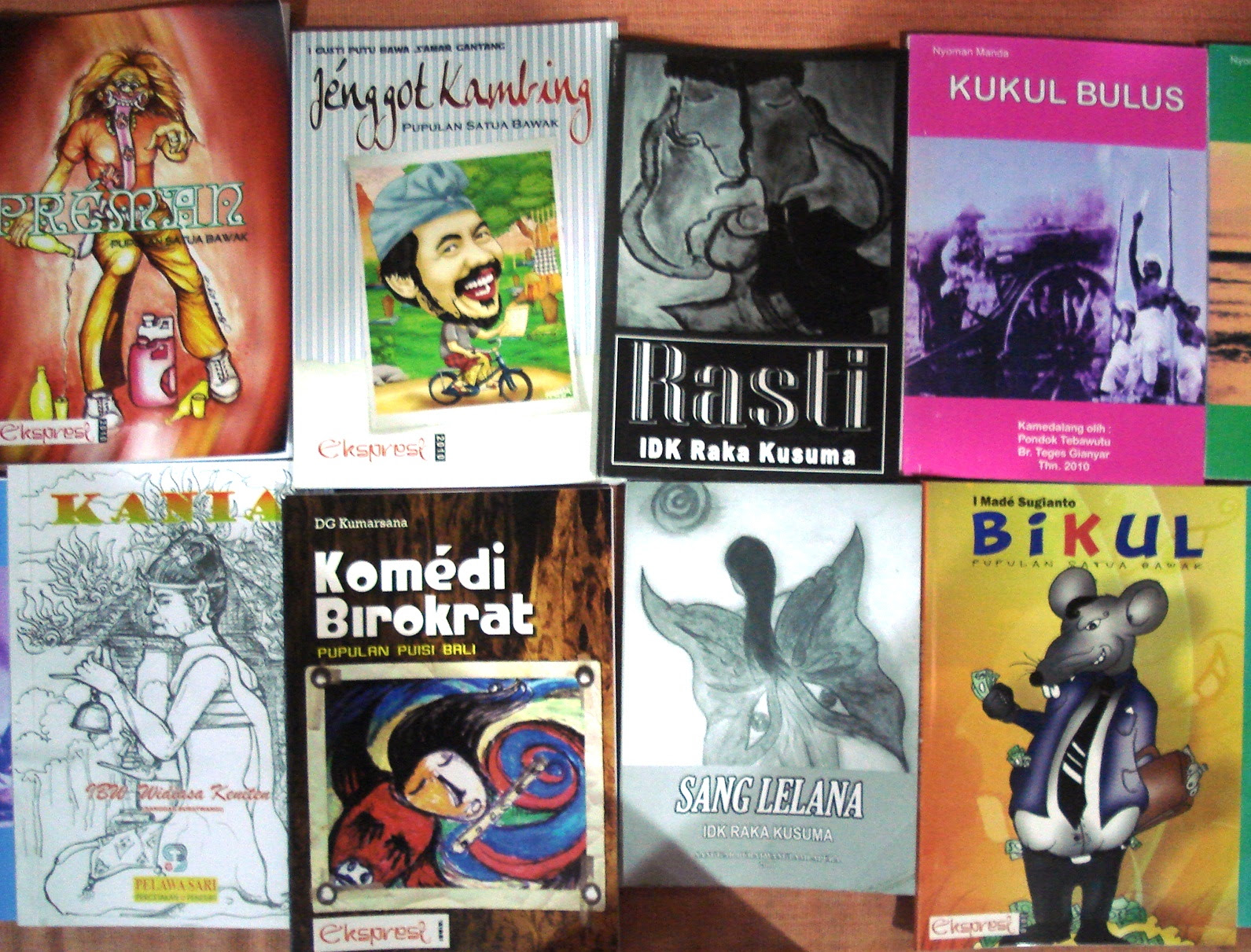 Kumpulan Cerita Lucu: Contoh Cerpen Bahasa Bali Tentang ...