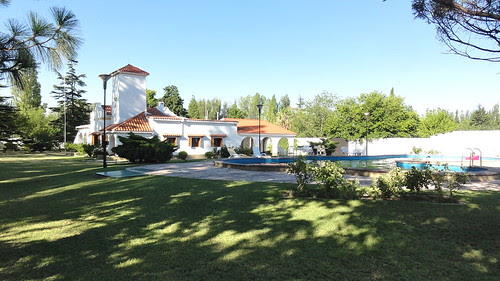 The little house in Mendoza